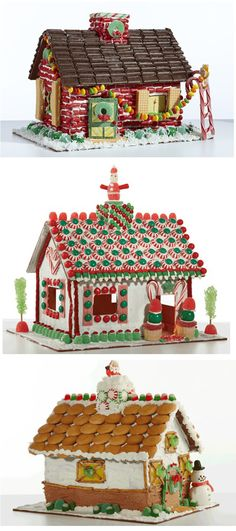 Gingerbread House Ideas (and giveaway!)