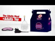 Burger King Offers an Adults-Only Valentine's Day Meal, With a Different Kind of Toy Inside – Adweek