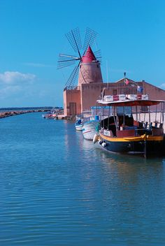 Mothia, Sicily, Italy