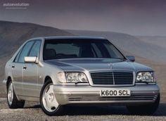 1991-1998 Mercedes W140 S Class _comfortable