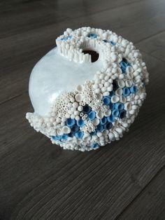 Texture - one off pieces & early work - Lisa Biris Ceramics