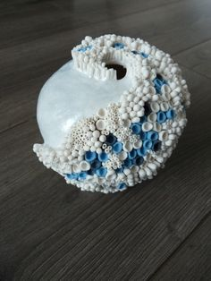Texture - one off pieces & early work - Lisa Biris Ceramics