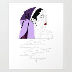 Girl Illustration Art Print by I Shop, Illustration Art, Batman, Art Prints, Superhero, Fictional Characters, Inspiration, Art Impressions, Biblical Inspiration
