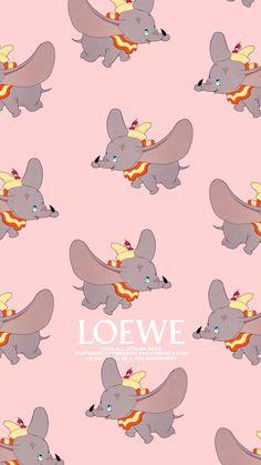Cute Panda Drawing, Baby Dumbo, Disney Tsum Tsum, Duffy, Disney Wallpaper, Magic Kingdom, Mickey Mouse, Childhood, Doodles