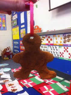 Fantastic First: Winter and Holiday Activity Recap- gingerbread ornaments made out of applesauce and cinnamon dough Gingerbread Ornaments, Gingerbread Man, Holiday Activities, Fun Activities, Holiday Parties, Holiday Fun, Miss Honey, First Grade Reading, Beginning Of School