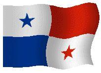 Banderas Animadas de Panama. Bandera Animada de Panama. Dibujo del emblema nacional. Ilustraciones del simbolo del país. Imágenes para descargar y utilizar en web gratis. Representaciones, representación o ilustración, dibujos o imagen gif animados de Banderas de Panama. Himno nacional de Panama y Bandera Nacional. Imagenes gratis de Banderas del mundo Animadas