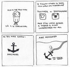 "Anchor - ""never sink"" (1) tumblr_motl6stXT11qewacoo1_500.jpg (500×482)"