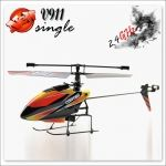 New Wltoys V911 4 Channel 2.4GHz Remote Control Helicopter Orange(Single)