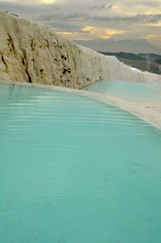 Would love to swim in this natural pool