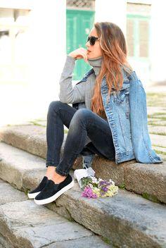 Hay 11 tipos de #zapatos que no pueden faltar en tu armario! Mira todos aquí >>> http://fashionbloggers.pe/valeria-jacobs/11-zapatos-que-no-pueden-faltar-en-tu-armario #SlipOn