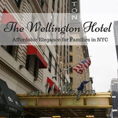 Affordable Elegance for Families at The Wellington Hotel