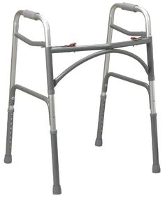 Drive Medical Heavy Duty Bariatric Walker Gray Adult ** Click the VISIT button to view the details