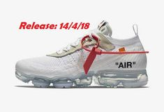 Nike Air Vapormax X Off White AA3831-100 - ανδρικά sneakers - ανδρικά παπούτσια - sneakers - αθλητικά παπούτσια Nike Air Vapormax, Dress With Sneakers, Sneakers Nike, Sneakers Fashion, Fashion Shoes, Fashion Dresses, Running Shoes Nike, Virgil Abloh, Fashion Models