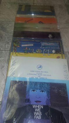 George Harrison albums