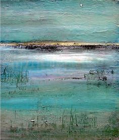 'Baie de Somme' mixed media on canvas cards here http://www.redbubble.com/people/akaclem/works/7672110-baie-de-somme