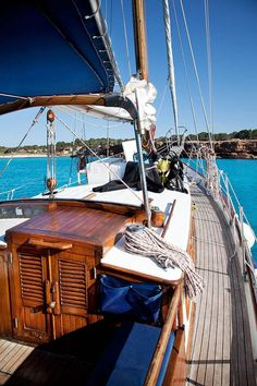 Amazing Gulet Formosa to sail in Ibiza with aBoatTime