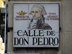 Calle de Don Pedro, madrid | Flickr: Intercambio de fotos