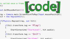 Experimental game [Code] instantiates love of programming | TechHive