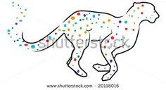 Cheetahs Stock Illustrations & Cartoons | Shutterstock