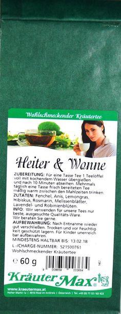 """Nun heißt es wieder: """"Tee trinken!""""  Nahezu keiner kann an kalten Tagen eine Tasse Tee ablehnen. Wir haben ein großes Sortiment an Kräuter-Tees und beraten dich gerne bei der Auswahl. :)   #tee #kräuter #wärmend  http://www.kraeutermax.com/kraeuter.html?p=1"""