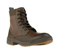 SIZE 6.5, 9 & 9.5 ONLY Skechers Mens Denton Forest Brown Boots NOW £23.99 delivered