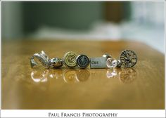 groomsmen gift - personalized cufflinks