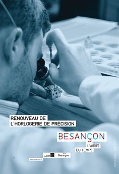Besançon, l'excellence horlogère Slogan, Marketing, Branding, Movie Posters, Movies, Fictional Characters, Rural Area, Event Posters, Brand Management