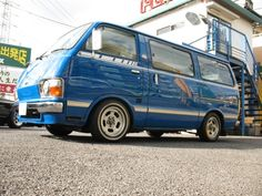 Toyota Van, Toyota Hiace, Camper Van, Old Cars, Hot Rods, Old School, Vans, Trucks, Japanese