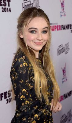 Sabrina Carpenter during Vevo CERTIFIED 2014 Super Fan Fest....