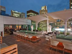 The Wit Hotel Rooftop. I will be here for a girls' weekend this Saturday!!!