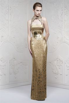 Alexander McQueen London Parade - Pre-Spring Summer 2013 - Vogue