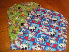 Table Runner Snoopy Charlie Brown Peanuts Labor by TurnItAround, $12.00