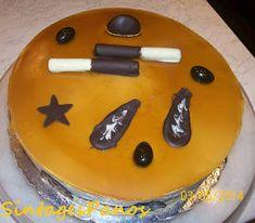Ζαχαροπλαστική Πanos: Τούρτα καραμέλα - πραλίνα Birthday Cake, Desserts, Food, Tailgate Desserts, Birthday Cakes, Deserts, Eten, Postres, Dessert