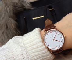 華奢見せ効果♡ネクストヒットのビックフェイス腕時計を予習! - Locari(ロカリ)