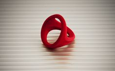 #3dprinted #jewelry Cubify - Express Yourself in 3D