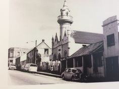 Rudolph St Mosque...then