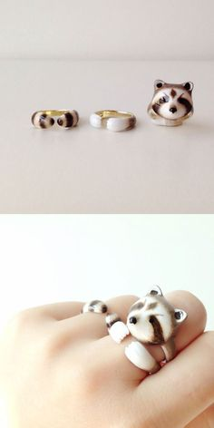 Artist-combines-rings-to-make-adorable-animals-on-your-fingers3-650x1300
