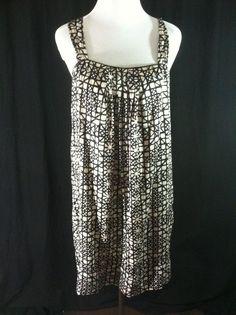 #WhiteHouseBlackMarket #Shift #WeartoWork #Summer #Sundress #Fashion #Apparel #Shopping #eBay