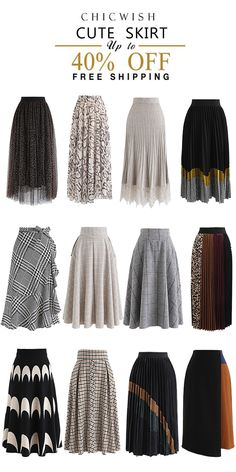 Chicwish Skirt Collection, Click web site other content Muslim Fashion, Modest Fashion, Hijab Fashion, Fashion Dresses, 90s Fashion, Fashion Rings, Unique Fashion, Vintage Fashion, Fashion Design