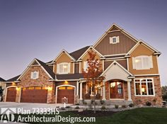 Sports Court and Hobby Room - 73333HS   Craftsman, Northwest, Traditional, Exclusive, Luxury, Photo Gallery, Premium Collection, 2nd Floor Master Suite, Butler Walk-in Pantry, CAD Available, Den-Office-Library-Study, Jack & Jill Bath, Media-Game-Home Theater, PDF   Architectural Designs