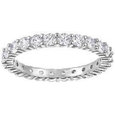anillo swarovski vittore 5237742-55