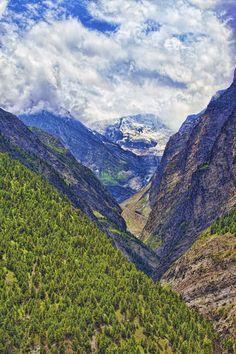 Himachal Pradesh - Where the hills meet Incredible India, Amazing, Mountain Range, Meet, The Incredibles, Photography, Travel, Beautiful, Gold