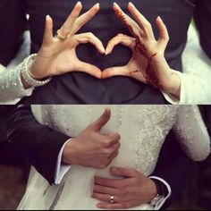 ♡ This would be a gorgeous shot with fully-hennaed hands ;)