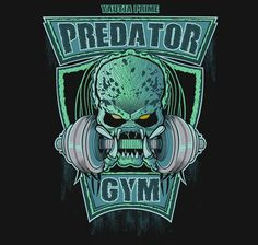 Predator Gym T-Shirt $11 Predator tee at RIPT today only!