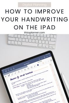 Neat Handwriting, Improve Your Handwriting, Cool Writing, Writing Tips, How To Write Neater, Ipad Hacks, Improve Writing, School Organization Notes, College Notes