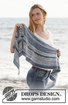 Baby Knitting Patterns, Shawl Patterns, Baby Patterns, Sewing Patterns, Knitted Shawls, Crochet Shawl, Lace Shawls, Knit Cowl, Hand Crochet