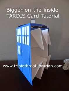 Clever Bunnies: Doctor Who Party || Invitations