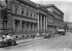 Wilhelmstraße 70 , Alte Britische Botschaft, Palais Strousberg