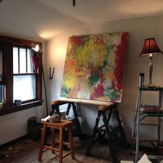 Matthew J. Reilly Art Studio
