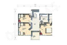 Fulden 154 m2 - 1 Kat